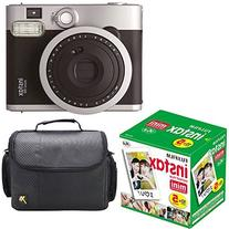 INSTAX Mini 90 Neo Classic Instant Camera  +  Instax Mini