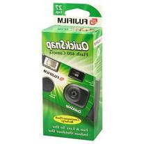 Fujifilm QuickSnap Flash 400 Disposable 35mm Camera 27