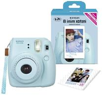 Fujifilm Instax Mini 8 Ins Mini 8 Instant Camera 62 X 46mm