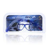 ProDive Premium Dry Top Snorkel Set - Impact Resistant