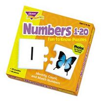 * Fun to Know Puzzles, Numbers 1-20