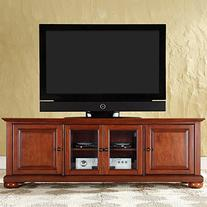 Crosley Furniture Alexandria 60-Inch Low Profile TV Stand,