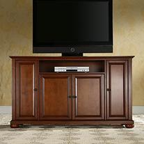 Crosley Furniture Alexandria 60-Inch TV Stand, Classic