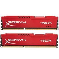 HyperX Fury Red Series 16GB  240-Pin DDR3 SDRAM DDR3 1866