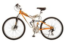 Titan #137 Fusion PRO Alloy Dual Suspension All Terrain 21-