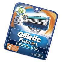 Gillette Fusion Proglide Manual 4 Count Cartridge