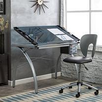 Studio Designs Futura Drafting Table and Chair Set