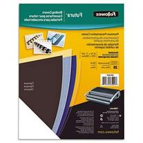 FUTURA PRESENTATION BINDING SYSTEM COVERS, 11 X 8-1/2,