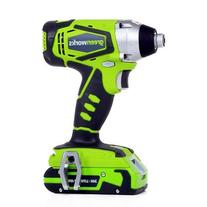 Greenworks 24V Cordless Impact Driver, 2.0 AH Battery