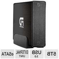 Fantom Drives G-Force 5TB USB 3.0 / eSATA Aluminum Desktop