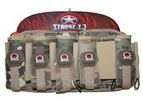 G.I. Sportz Paintball 5+6 Glide Pack Harness - Desert