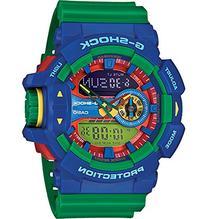 Casio G-Shock Blue Dial Turquoise Resin Quartz Men's Watch