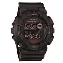 Mens G-Shock Black Watch - GD120MB-1 , Black