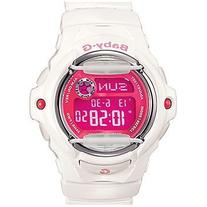 G-Shock Baby-G Watch - White / Pink
