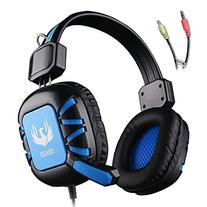 Gaming Headset AFUNTA 3.5mm Stero Over Ear Wired GT G1