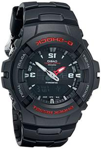 Casio Men's 'G-Shock Magnetic Resistant' Quartz Resin Sport