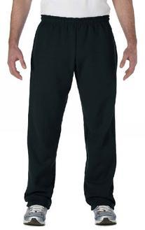 Gildan G184 7.75 oz.; 50/50 Open-Bottom Sweatpants