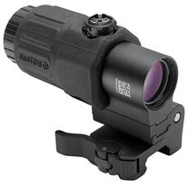 EoTech G33.STS.BLK G33 Magnifier with Switch to Side Mount,