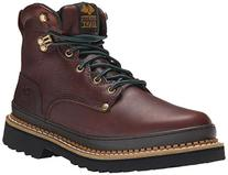 "Georgia Boot Men's G62 6"" Georgia Giant Boot,Soggy Brown"