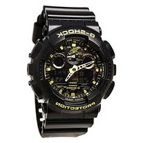 Casio Men's GA-100CF-1A9CR G-Shock Camouflage Watch With