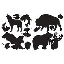 McNett GA GP Wildlife 20 Blk SKU: 10820