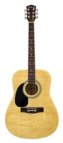 Glen Burton GA101BCO-NT Dreadnaught Acoustic Guitar with
