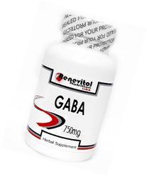 Amazing Nutrition Gaba  750 Mg, 100 Capsules