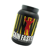 Universal Nutrition Gain Fast 3100 Vanilla Shake 2.55 lb