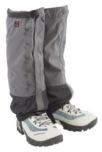 Tubbs Snowshoes Women's Snowshoe Gaiters - Black / Grey