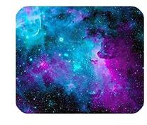 Mouse Pad pad-001 Galaxy Customized Rectangle Non-Slip