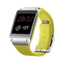 Samsung Galaxy Gear Smartwatch- Retail Packaging - Lime