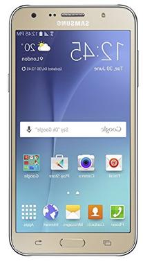 Samsung Galaxy J7 J700H/DS, 5.5-Inch Super Amoled Display