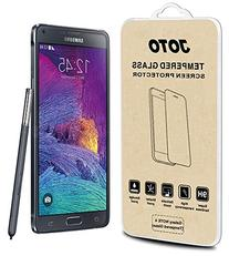 Samsung Galaxy Note 4 Tempered Glass Screen Protector - JOTO