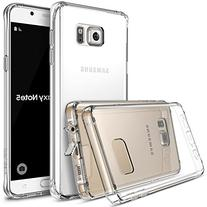 Ringke  Galaxy Note 5 Case Crystal Clear PC Back TPU Bumper