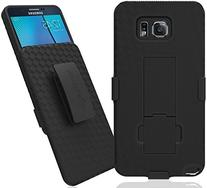 Stalion Shockproof Protection TPU Holster Shell & Belt Clip