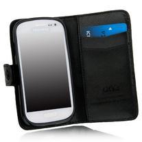 Galaxy S3 Mini Case, Galaxy S3 Mini Flip Case - E LV Galaxy