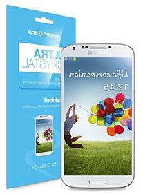 Spigen Steinheil Galaxy S4 Screen Protector for Galaxy S4 -