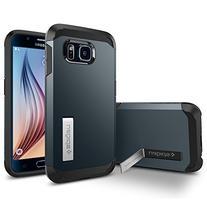 Spigen Tough Armor Galaxy S6 Case with Kickstand and Air