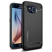 Spigen Rugged Armor Galaxy S6 Case with Resilient Shock