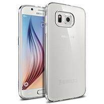 Spigen Liquid Crystal Galaxy S6 Case with Semi-transparent