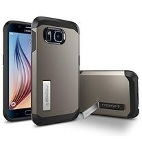 Spigen Tough Armor Galaxy S6 Case with Kickstand and Air