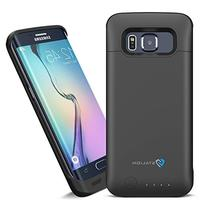 Galaxy S6 Edge Battery Case: Stalion Stamina Rechargeable