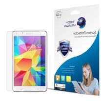 Galaxy Tab 4 Screen Protector, Tech Armor Anti-Glare/Anti-