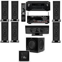 Klipsch Gallery G-16 7.1 Home Theater System-SW-310-Denon