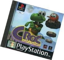 Video Game Combo-croc Legend of the Gobbos & Monkey Magic