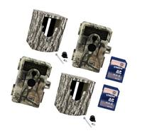 Moultrie Game Spy M-990i No Glow Trail Cameras + Security