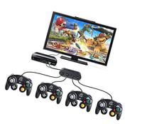 Ortz® Gamecube USB Controller Adapter for Wii U & PC - 4