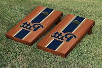 University of Pittsburgh Panthers Cornhole Game Set Rosewood