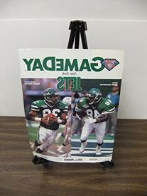 GameDay New York Jets Vs Patriots Oct 16 1994 Brian