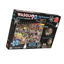 Jumbo Games Wasgij Mystery Junior Two Halloween Jigsaw